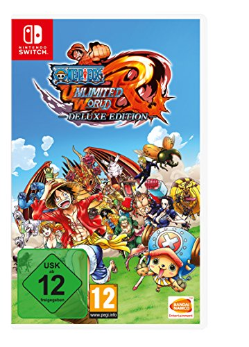 One Piece Unlimited World Red - Deluxe  Edition - [Nintendo Switch] - 1