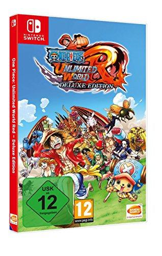 One Piece Unlimited World Red - Deluxe  Edition - [Nintendo Switch] - 2