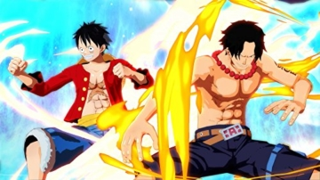 One Piece Unlimited World Red - Deluxe  Edition - [Nintendo Switch] - 4