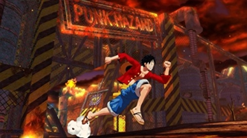 One Piece Unlimited World Red - Deluxe  Edition - [Nintendo Switch] - 7